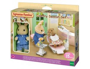 Sylvanian Family 5095 - Dentista e accessori