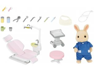 Sylvanian Family 5095 - Dentista e accessori