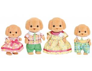 Sylvanian Family 5259 - Famiglia Barboncino