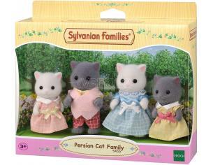 Sylvanian Family 5455 - Famiglia Gatto Persiano