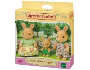Sylvanian Family 5372 - Famiglia Girasole