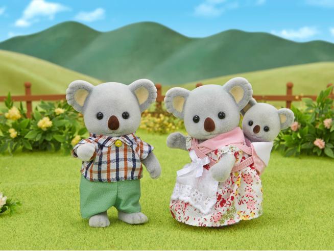 Sylvanian Family 5310 - Famiglia Koala