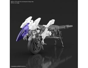 30MM EX ARM VEHICLE CANNON BIKE 1/44 MODEL KIT BANDAI MODEL KIT