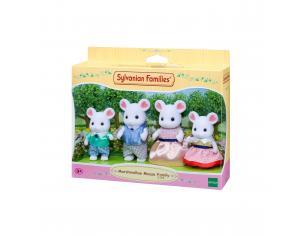 Sylvanian Family 5308 - Famiglia Marshmallow