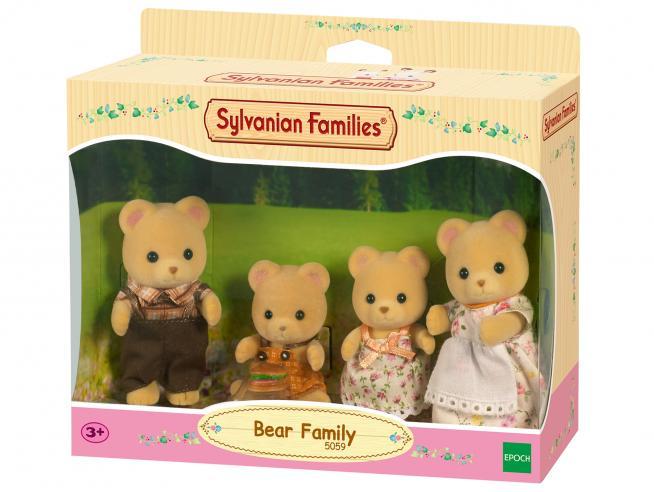 Sylvanian Family 5059 - Famiglia Orso