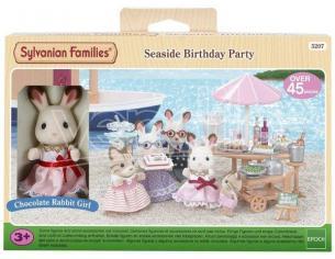 Sylvanian Family 5207 - Festa di compleanno sulla spiaggia