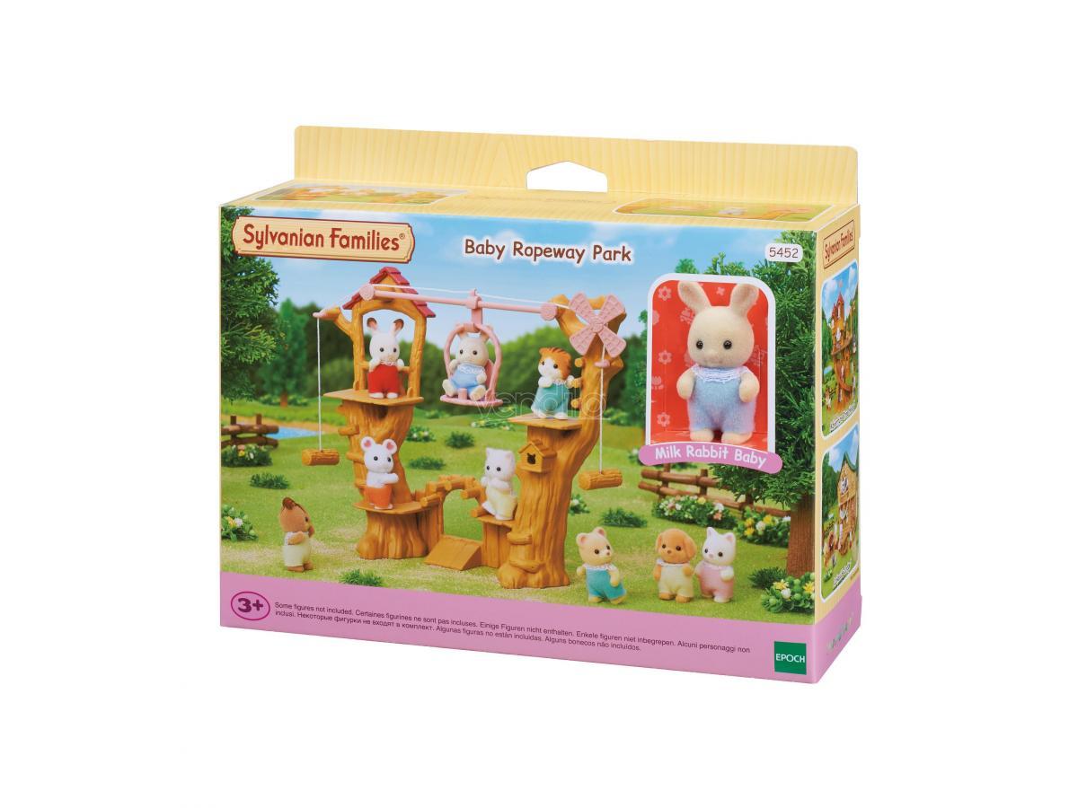 Sylvanian Family 5452 - Funivia per bambini