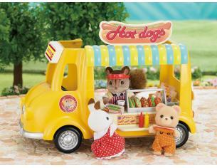 Sylvanian Family 5240 - Furgoncino vendita hot dog