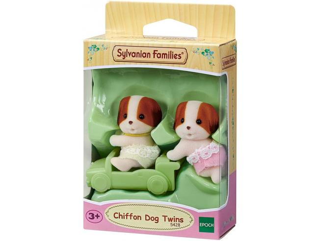 Sylvanian Family 5428 - Gemelli Cane Chiffon