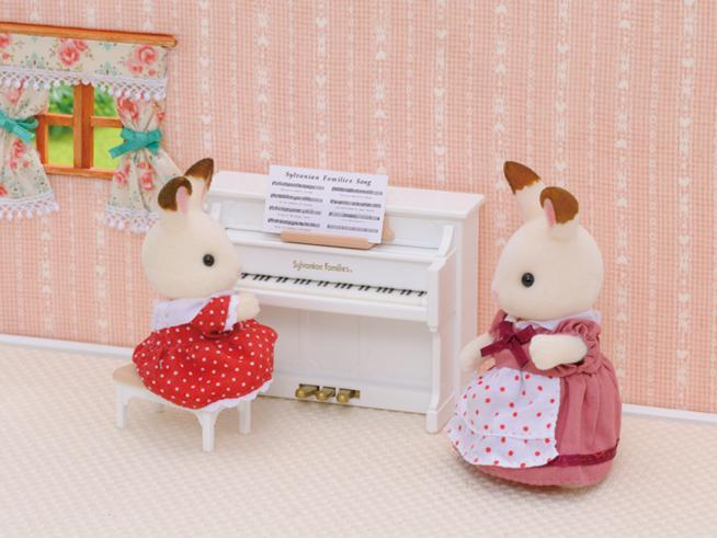 Sylvanian Family 5029 - Il pianoforte