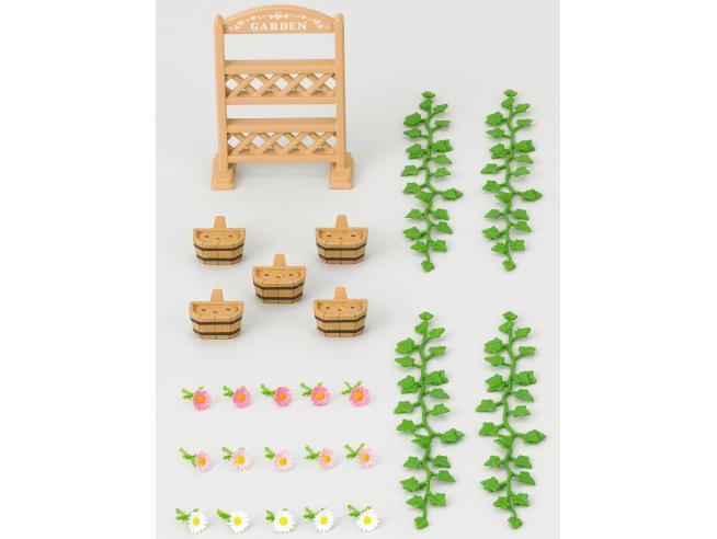 Sylvanian Family 5224 - Kit decoro giardino