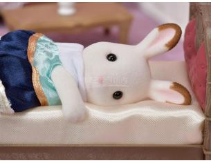 Sylvanian Family 5366 - Letto Lussuoso