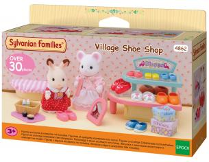 Sylvanian Family 4862 - Negozio di scarpe