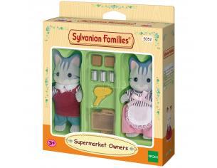 Sylvanian Family 5052 - Proprietari negozio