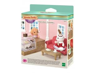 Sylvanian Family 6016 - Salotto Cioccolateria
