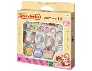 Sylvanian Family 5191 - Set accessori abbigliamento