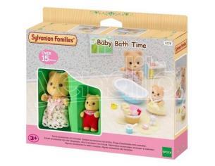Sylvanian Family 5092 - Set bagno