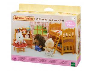 Sylvanian Family 5338 - Set cameretta bambini
