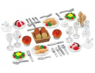 Sylvanian Family 4717 - Set cena per due