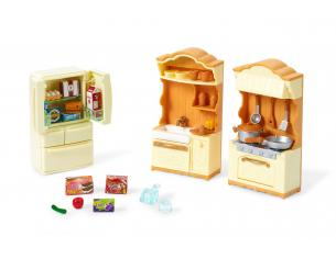Sylvanian Family 5341 - Set cucina