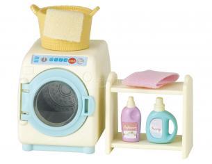 Sylvanian Family 5027 - Set lavatrice