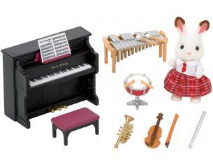 Sylvanian Family 5106 - Set lezioni di musica