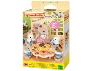 Sylvanian Family 5104 - Set party asilo nido