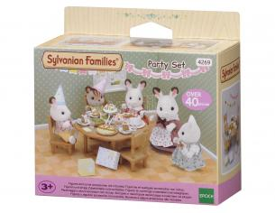 Sylvanian Family 4269 - Set party in casa