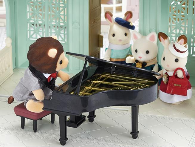 Sylvanian Family 6011 - Set Pianoforte