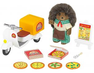 Sylvanian Family 5238 - Set Pizza a domicilio