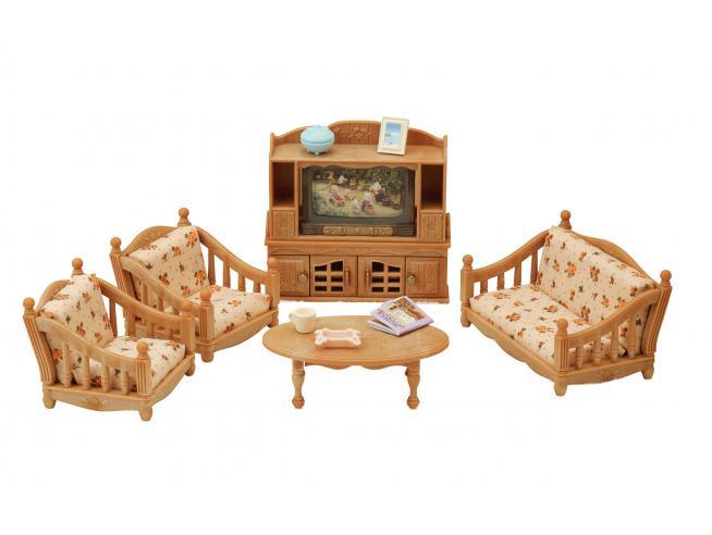 Sylvanian Family 5339 - Set soggiorno