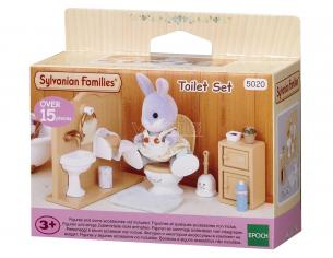 Sylvanian Family 5020 - Set toilette