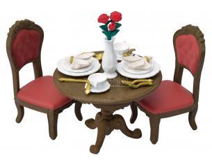 Sylvanian Family 5368 - Tavolo cena romantica
