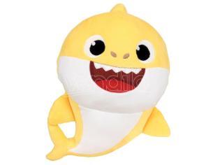 Baby Shark Spandex Peluche Con Suono 38cm Play By Play