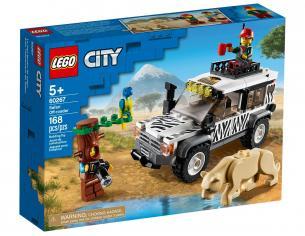 LEGO CITY TRENI 60267 - FUORISTRADA DA SAFARI