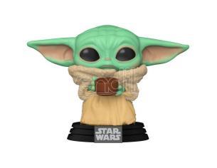 Pop Figura Star Wars Mandalorian The Bambino Con Cup Funko