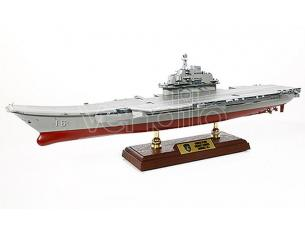 FORCES OF VALOR FOR861010A CHINESE AIRCRAFT CARRIER HONG KONG VISIT 2017 1:700 Modellino