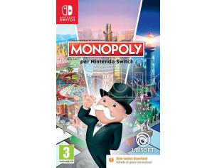MONOPOLY CODE IN BOX PARTY GAME - NINTENDO SWITCH