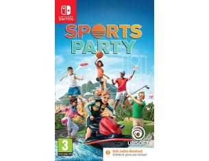 SPORTS PARTY CODE IN BOX GAME - NINTENDO SWITCH