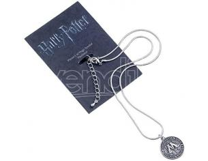 Harry Potter Collana con Ciondolo Ministero della Magia 40 cm The Carat Shop