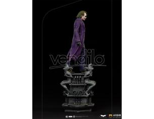 The Dark Knight Joker 1/10 Art Statua Statua Iron Studio