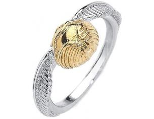 Harry Potter Anello Boccino d'Oro in Acciao Inossidabile The  Carat Shop