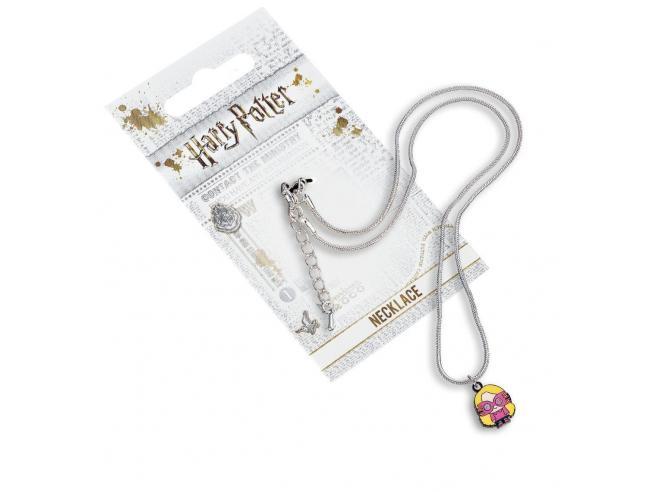 Harry Potter Collana con Ciondolo Luna Lovegood 40 cm The Carat Shop