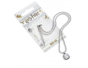 Harry Potter Collana con Ciondolo Edvige il Gufo 40 cm The Carat Shop