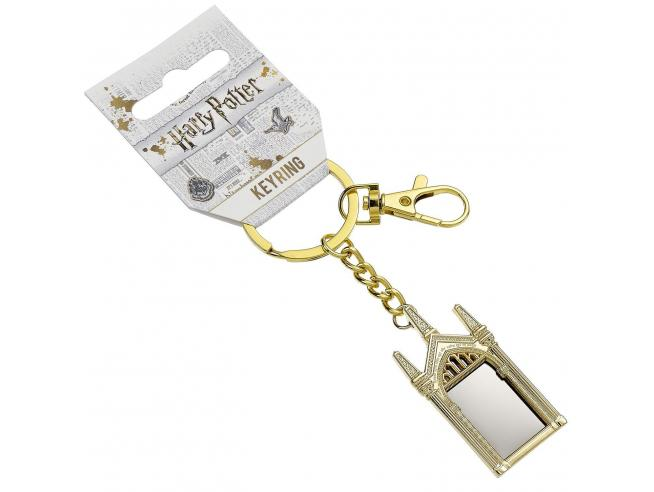 Harry Potter Portachiavi Specchio di Erised 5 cm The Carat Shop