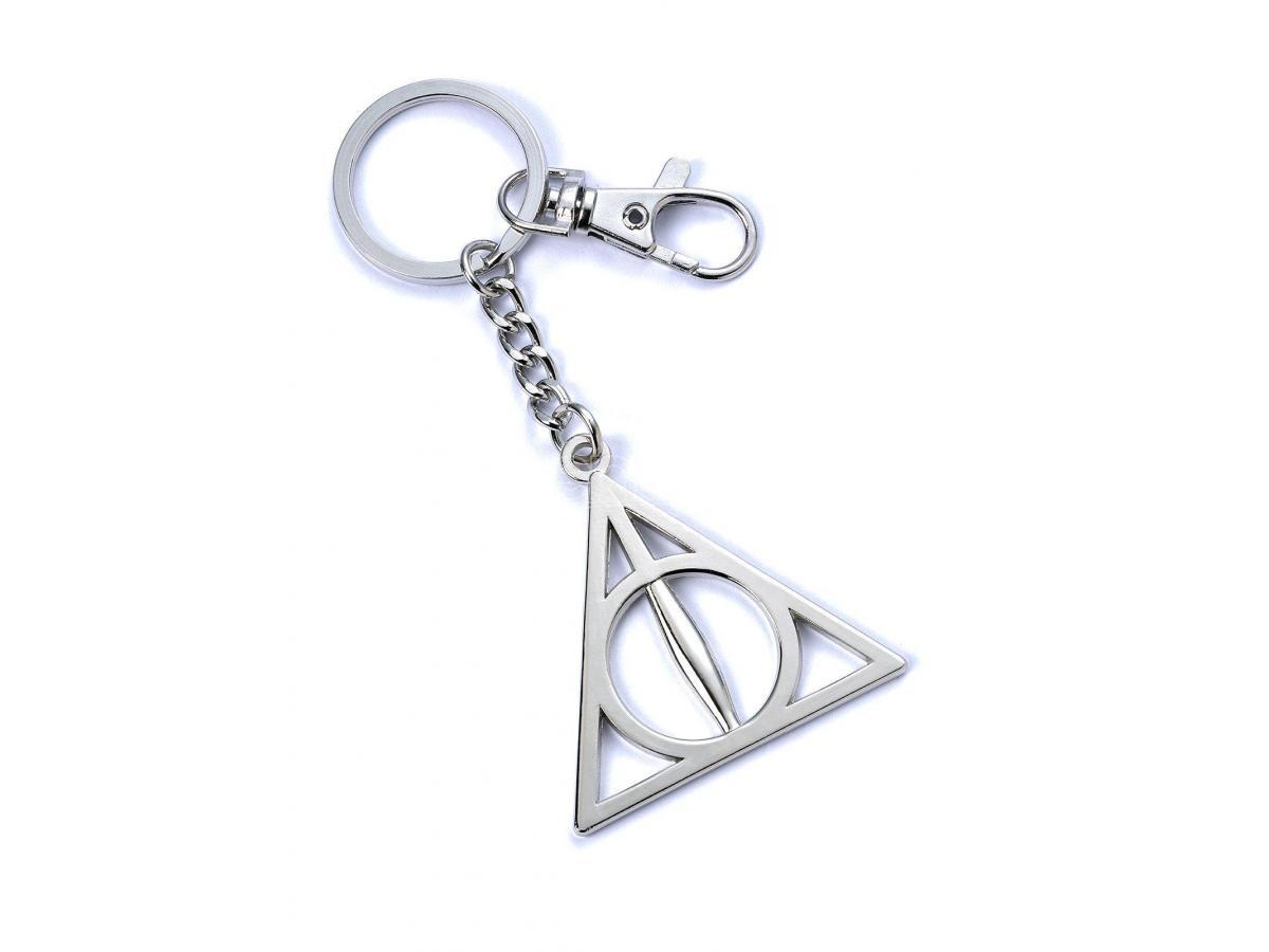 Harry Potter Portachiavi Doni Della Morte 5 cm The Carat Shop