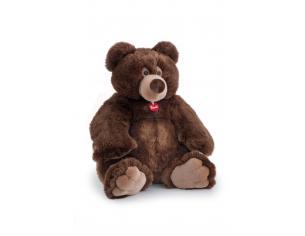 Trudi 25656 - Orso bruno Barnaba Taglia L