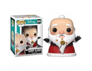 Pop Figura Disney Nightmare Before Natale Sandy Claws Funko