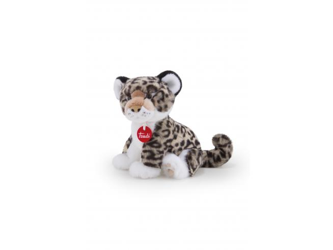 Trudi 27601 - Leopardo grigio Leopoldo Taglia S