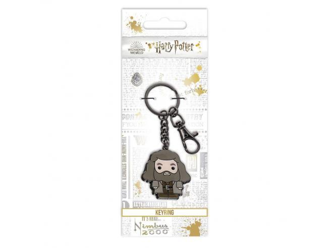 Harry Potter Portachiavi Rebeus Hagrid 4 cm The Carat Shop
